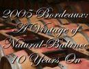 Temasmagning Bordeaux 2005 på Dampfærgevej 26 2100 København Ø torsdag den 23. marts 2017