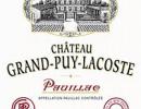 Slotsbesøg Grand Puy Lacoste torsdag den 23. februar 2017