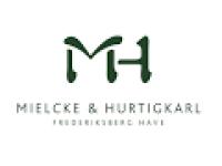Invitation til Chapitre hos Mielcke og Hurtigkarl Frederiksberg have